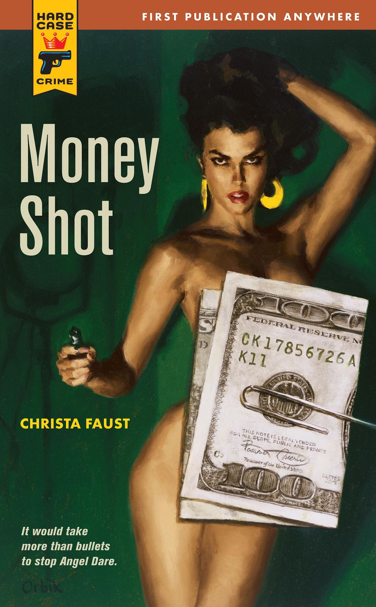 Money Shot (Angel Dare #1)
