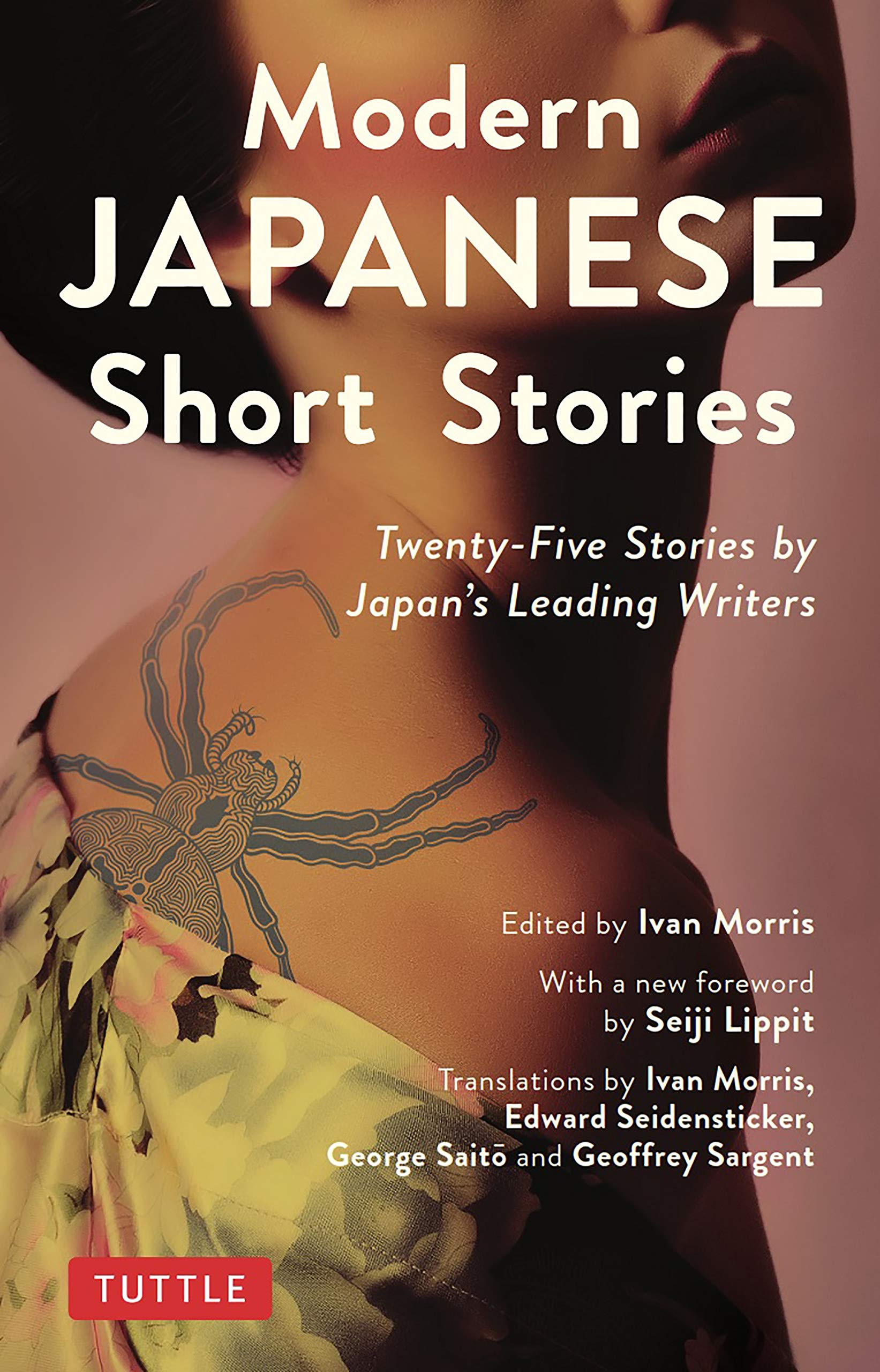 Modern Japanese Short Stories: Twenty-Five Stories by Japan's Leading Writers