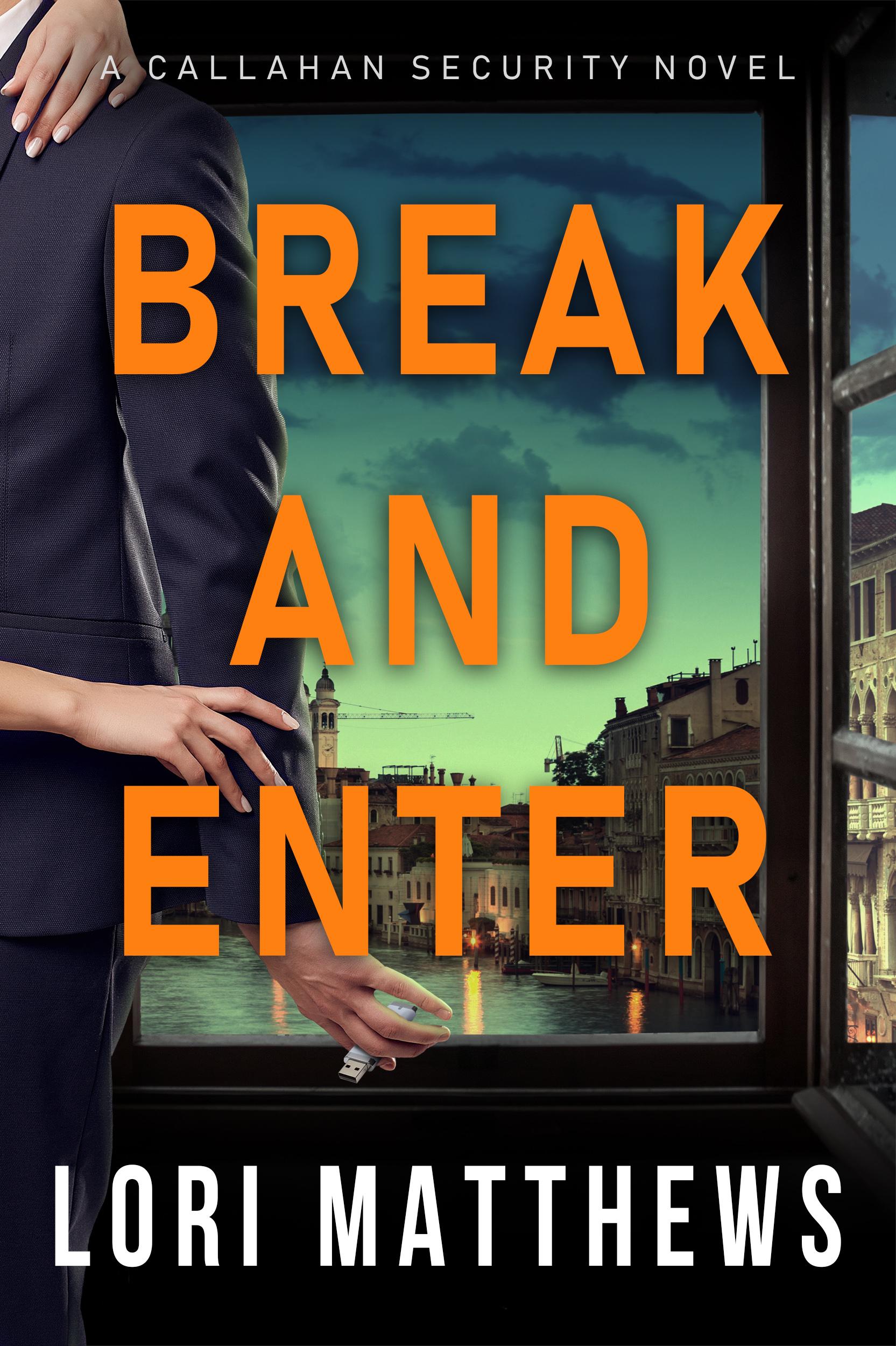 Break and Enter (Callahan Security #1)