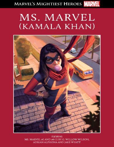 Ms. Marvel (Kamala Khan) (Marvel's Mightiest Heroes volume 106)