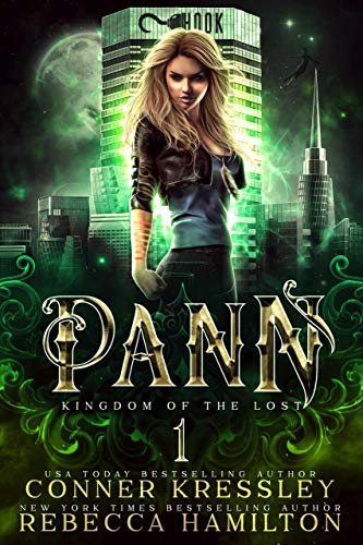 Pann: A Young Adult Paranormal Dystopian Romance (Kingdom of the Lost Book 1)