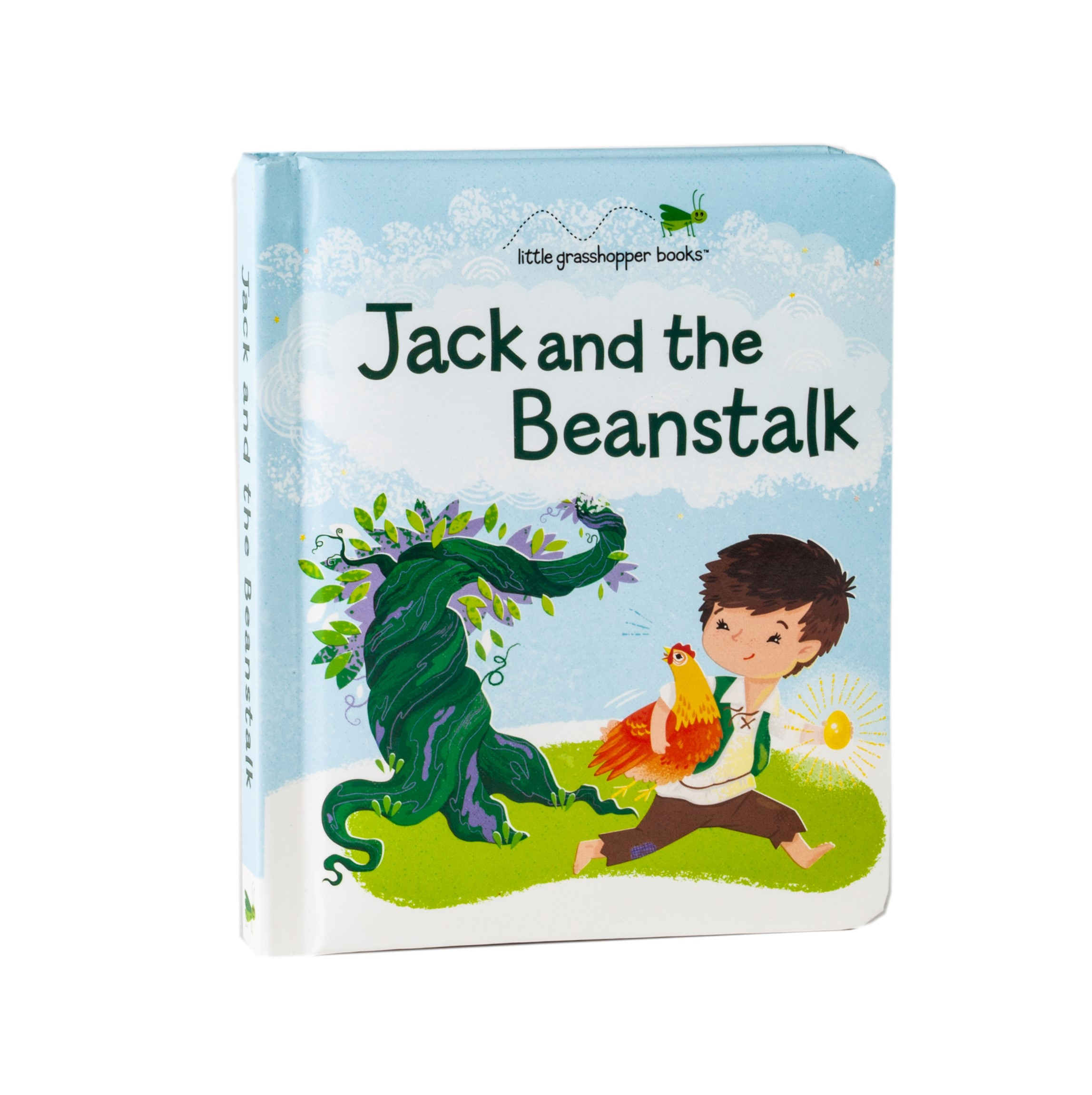 Jack and the Beanstalk (Book Downloadable App!)