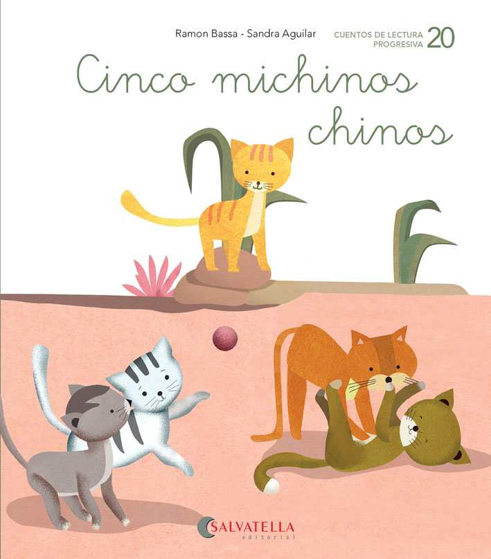 Cinco michinos chinos (Ratito a ratiro, #20)