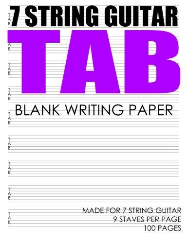 7 String Guitar Tab: Made For 7 String Guitar