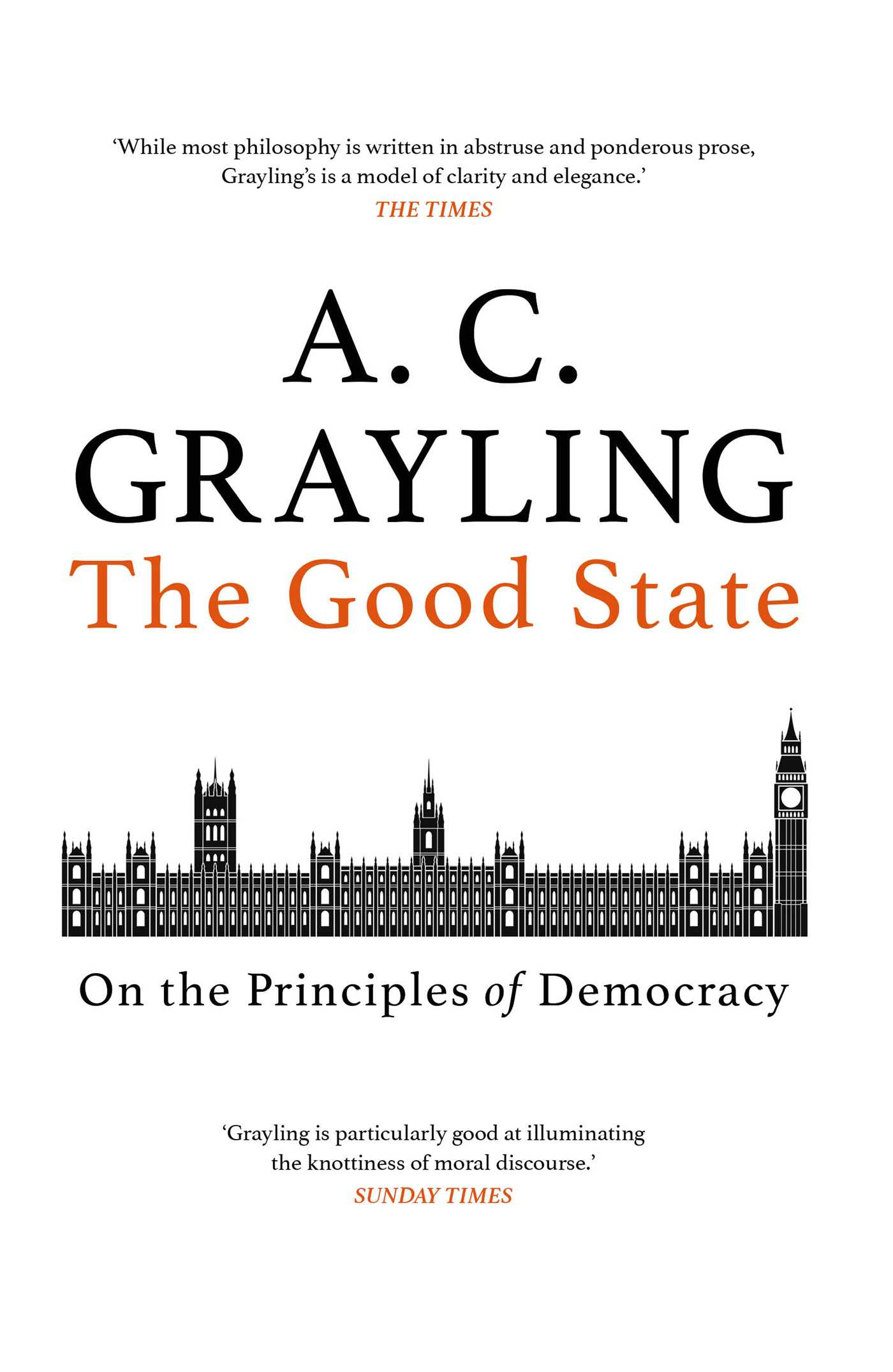 The Good State: On the Principles of Democracy