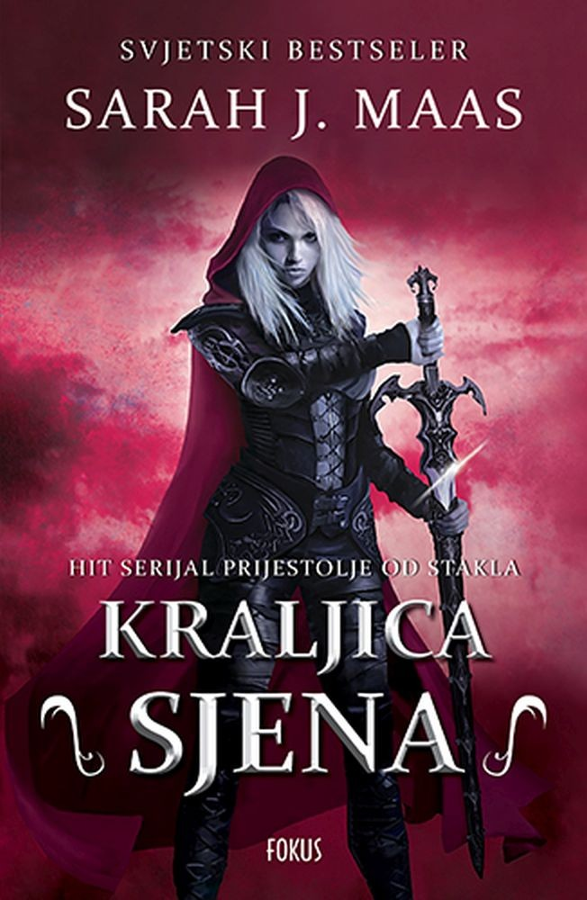 Kraljica sjena (Throne of Glass, #4)