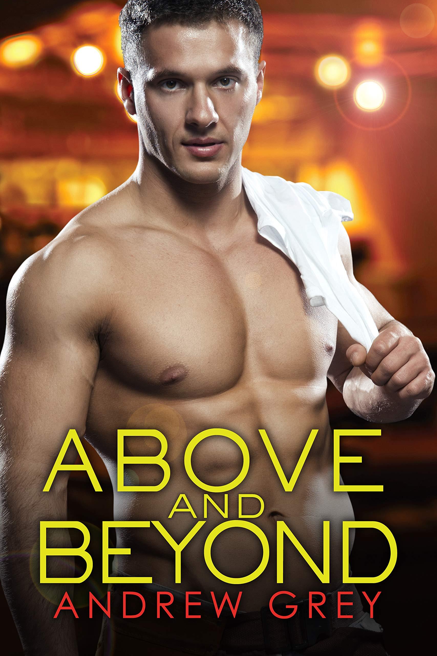 Above and Beyond (Bronco's Boys, #6)