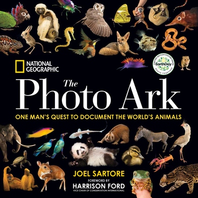 National Geographic The Photo Ark Limited Earth Day Edition: One Man's Quest to Document the World's Animals