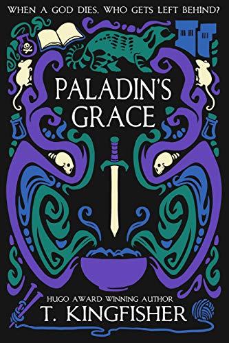 Paladin's Grace (The Saint of Steel, #1)