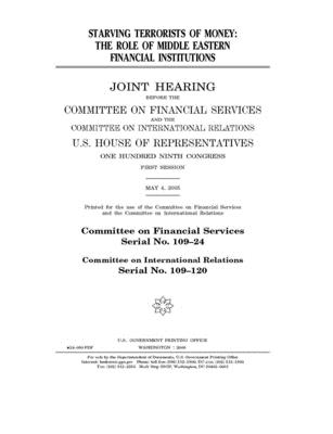 Starving terrorists of money: the role of Middle Eastern financial institutions