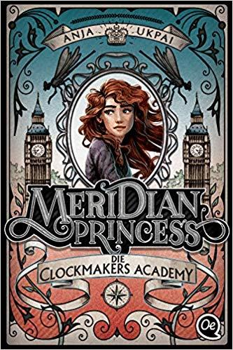 Die Clockmakers Academy (Meridian Princess, #1)