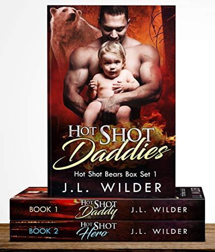 Hot Shot Daddies : Box Set Books 1-2 (Hot Shot Bears Book 1)