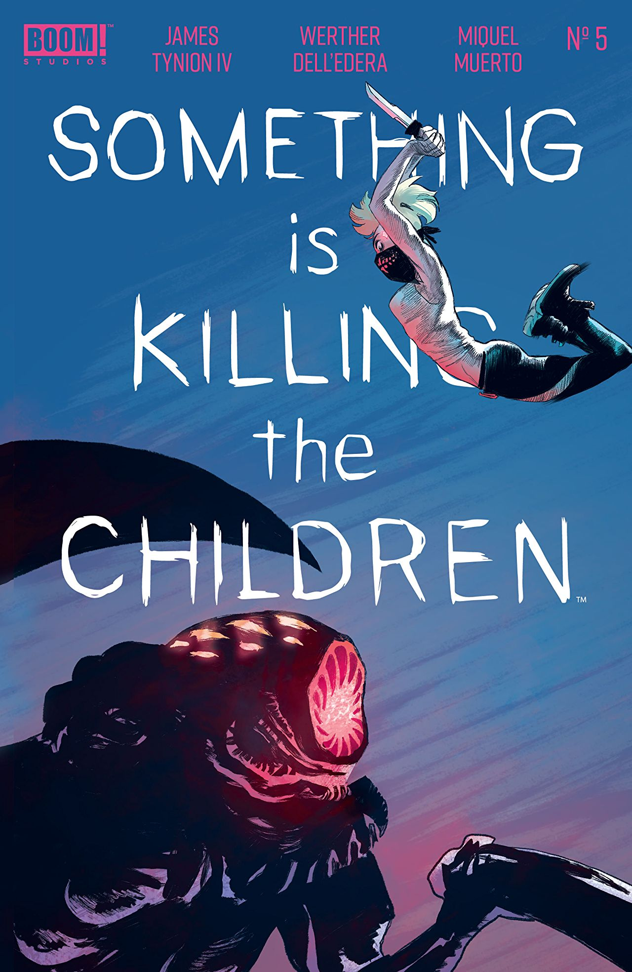Something is Killing the Children #5