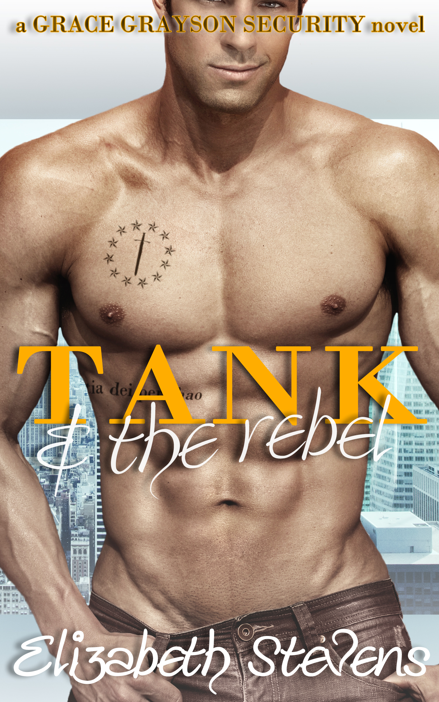 Tank & the Rebel (Grace Grayson Security, #5)