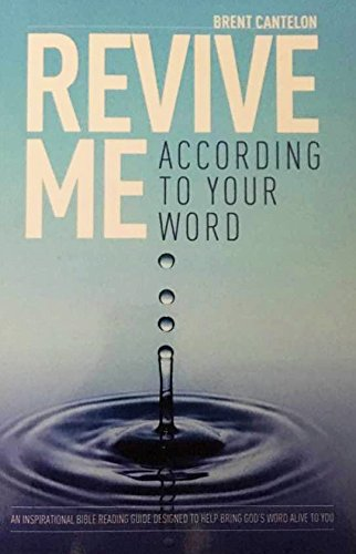 Revive Me According To Your Word