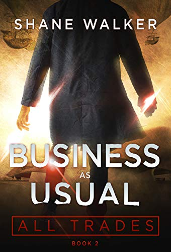 Business as Usual (All Trades Book 2)