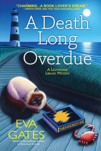 A Death Long Overdue (Lighthouse Library Mystery, #7)