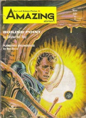 Amazing Stories, May 1964 (Volume 38, No. 5)
