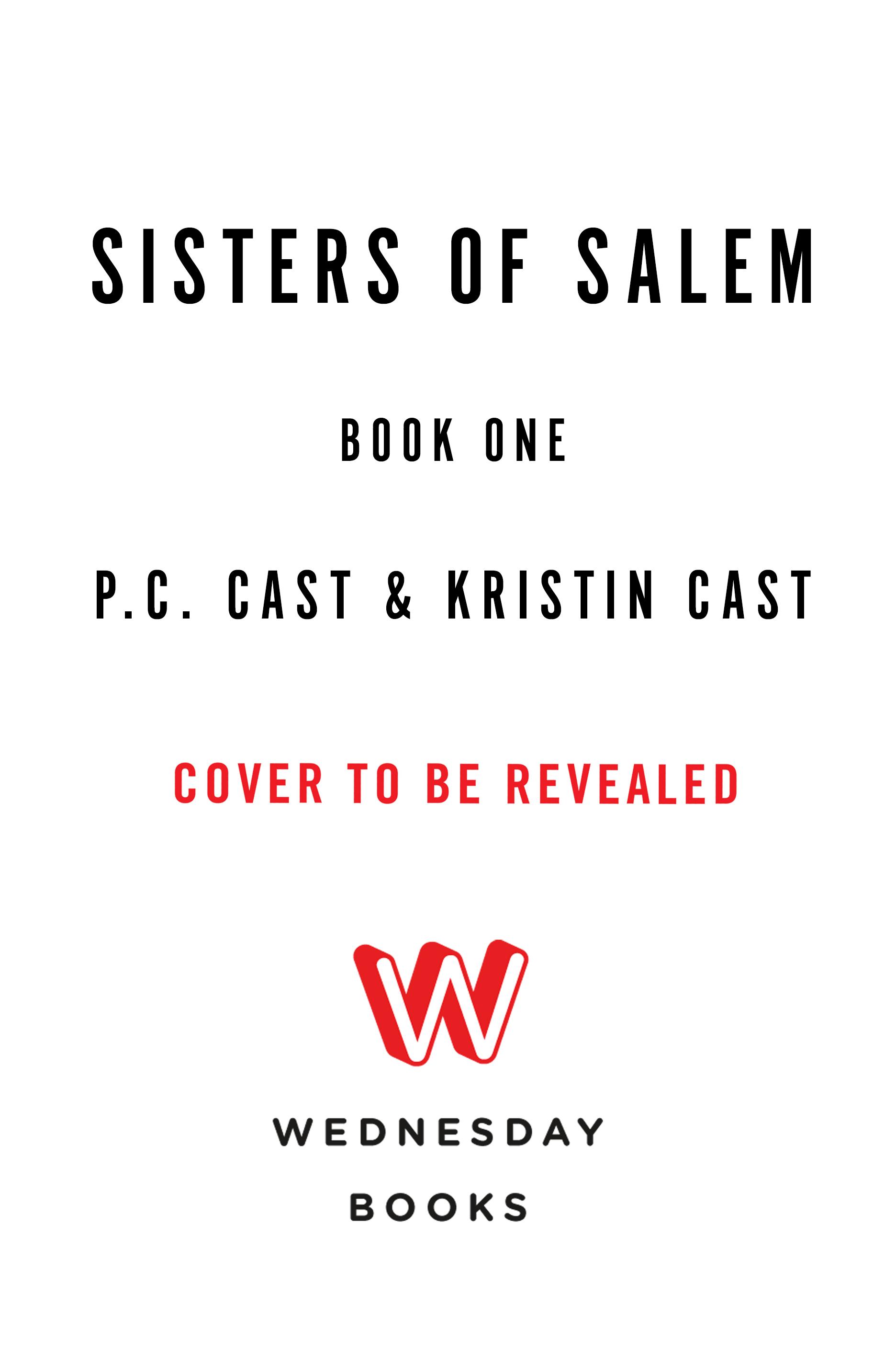 Sisters of Salem Book 1 (Sisters of Salem, #1)
