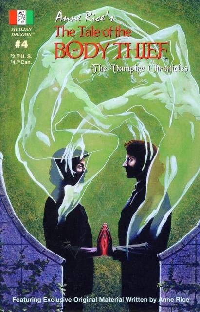Anne Rice's The Tale of the Body Thief #4