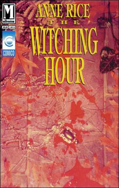 Anne Rice's The Witching Hour #4