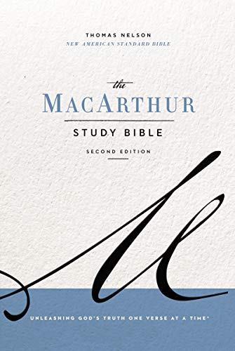 NASB, MacArthur Study Bible, 2nd Edition, eBook: Unleashing God's Truth One Verse at a Time