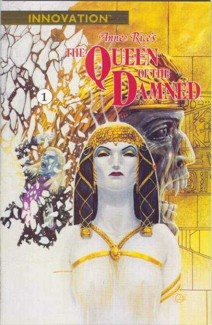 On the Road to the Vampire Lestat (Anne Rice's The Queen of The Damned #1)