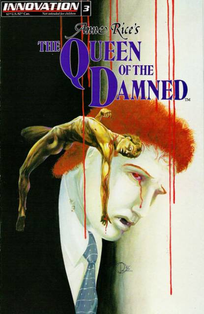 The Devil's Minion (Anne Rice's The Queen of The Damned #3)