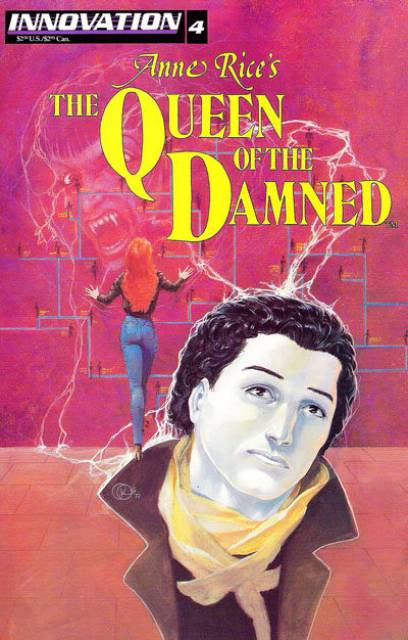 Jesse (Anne Rice's The Queen of The Damned #4)