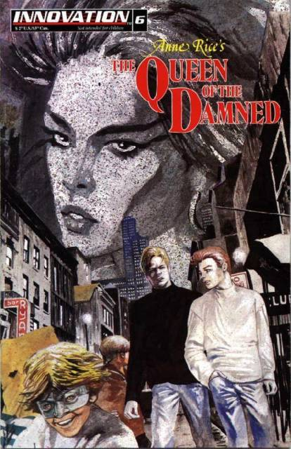 All Hallows' Eve Part One (Anne Rice's The Queen of The Damned #6)