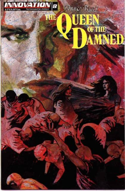 In the Arms of the Goddess (Anne Rice's The Queen of The Damned #8)