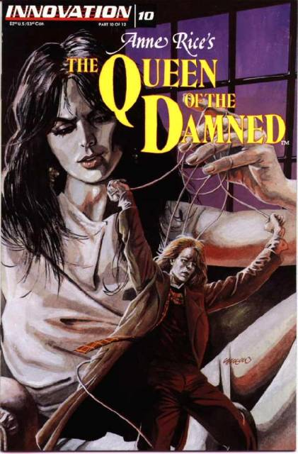 This is My Body, This is My Blood (Anne Rice's The Queen of The Damned #10)