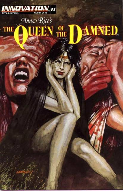 The Twins (Anne Rice's The Queen of The Damned #11)