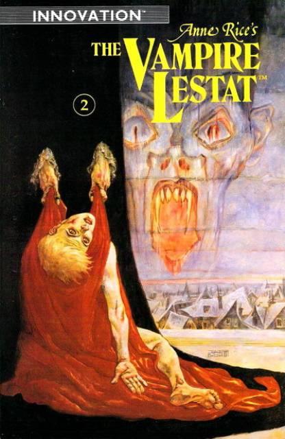 Lelio Rising (Anne Rice's The Vampire Lestat #2)