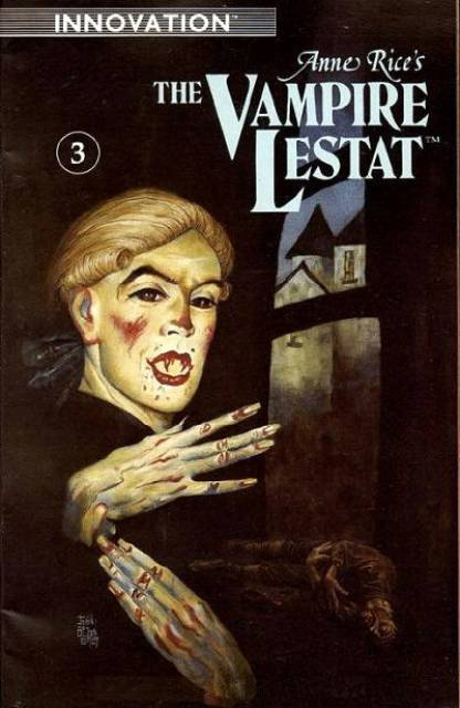 The Legacy of Magnus (Anne Rice's The Vampire Lestat #3)