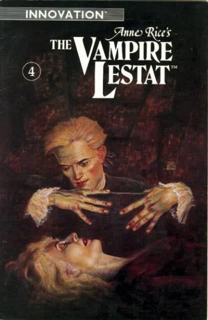 Viaticum for the Marquise (Anne Rice's The Vampire Lestat #4)