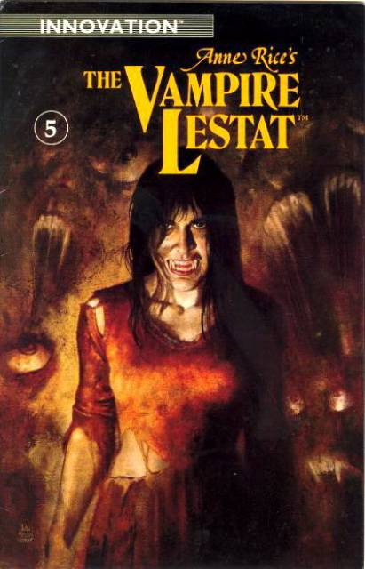 The Children of the Darkness (Anne Rice's The Vampire Lestat #5)