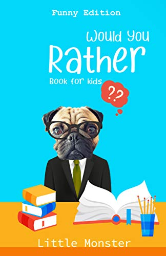 Would you rather book for kids: The Book of Jokes and Silly Scenarios for Children from 5-12 years old| Christmas edition Best game for family time