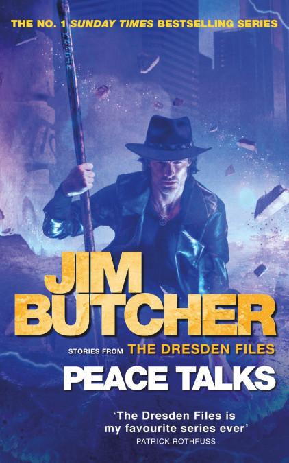 Peace Talks (The Dresden Files, #16)