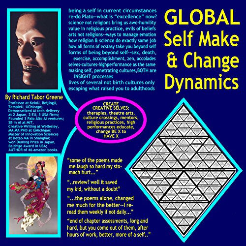 """GLOBAL Self Make & Change Dynamics--Redefining self and excellence for our era & future: from 150 at the top of 63 fields in 41 nations by """"managing self """" more and better than others"""