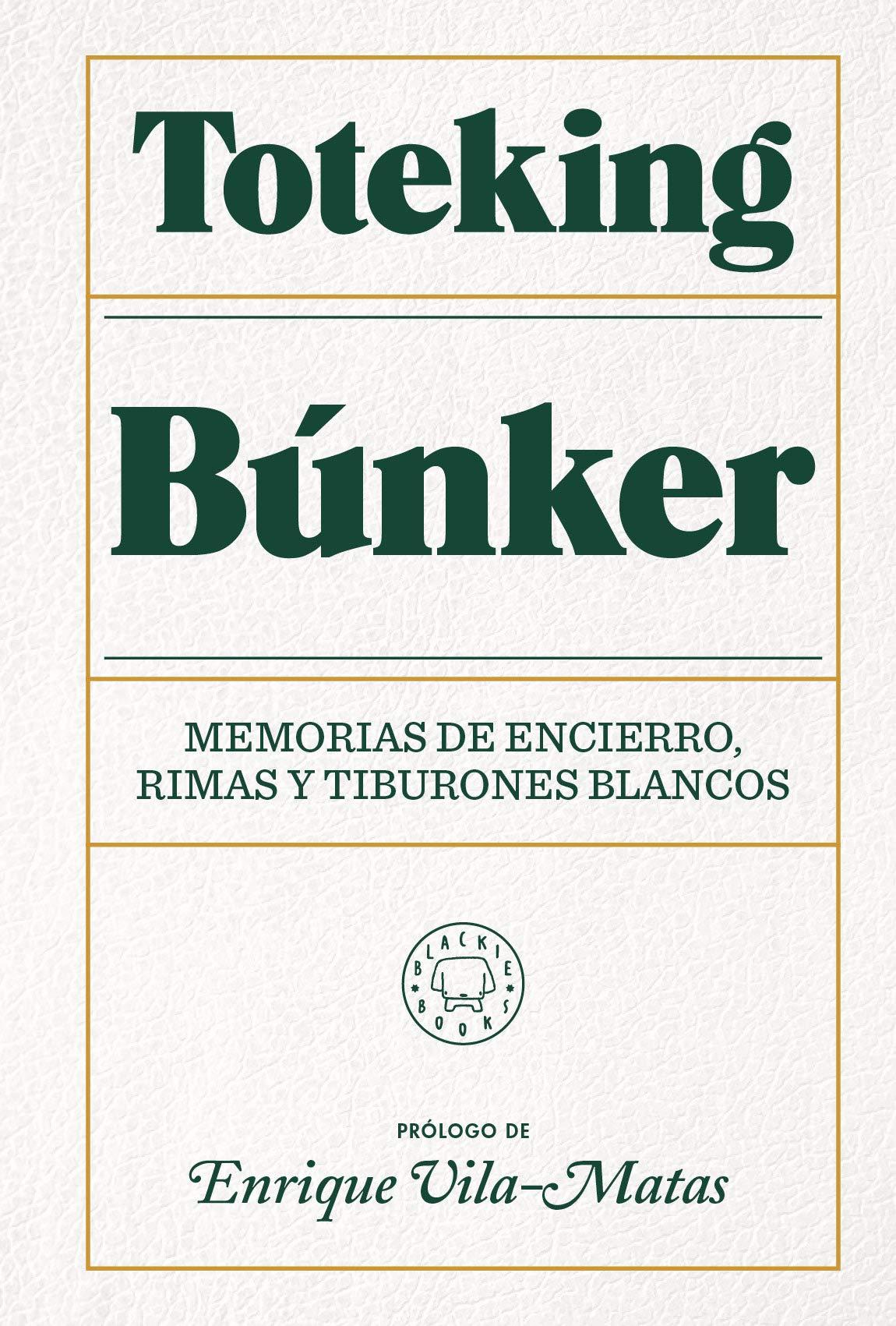 Búnker: Memorias de encierro, rimas y tiburones blanco