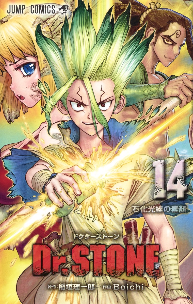 Dr.STONE 14 (Dr. Stone, #14)