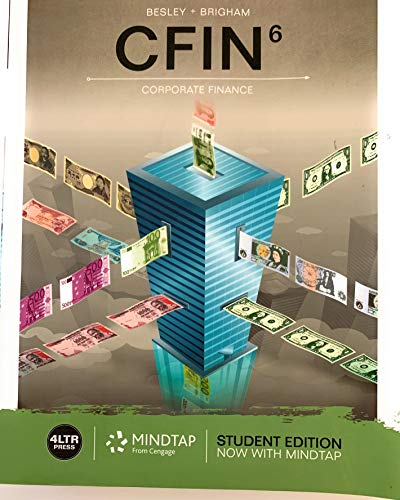 CFIN (Book Only)