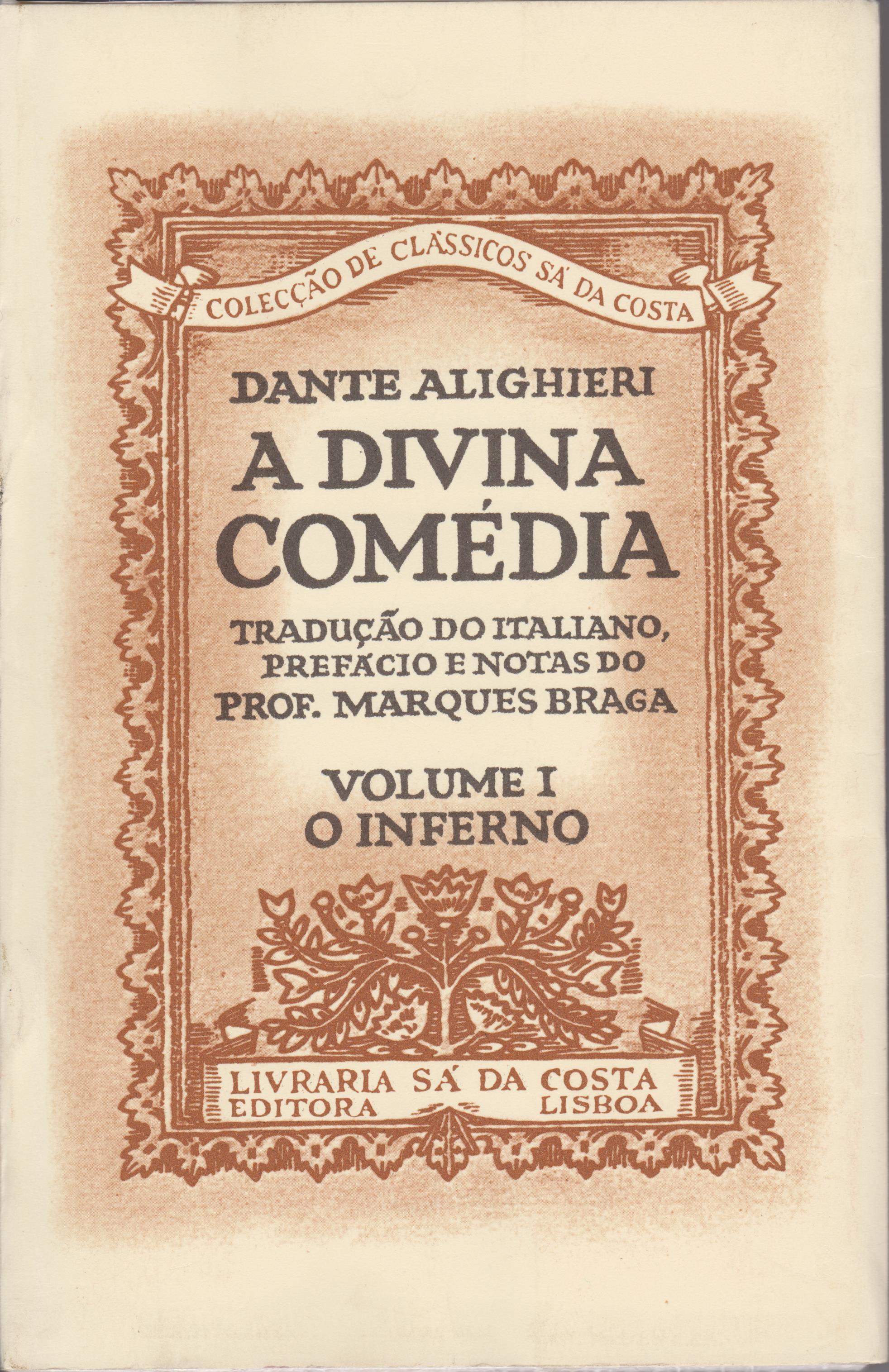 O Inferno (A Divina Comédia, #1)