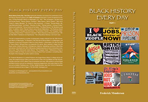 Black History Everyday Part One: Black History Barack Obama Ebooks Kindle Collection Books Gifts
