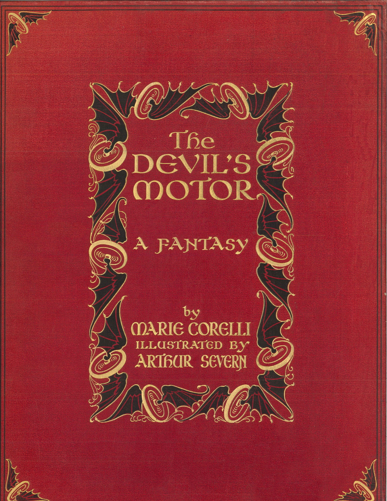 The Devil's Motor: A Fantasy