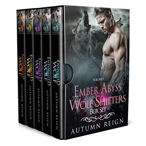 Ember Abyss Wolf Shifters Box Set: Volume 1