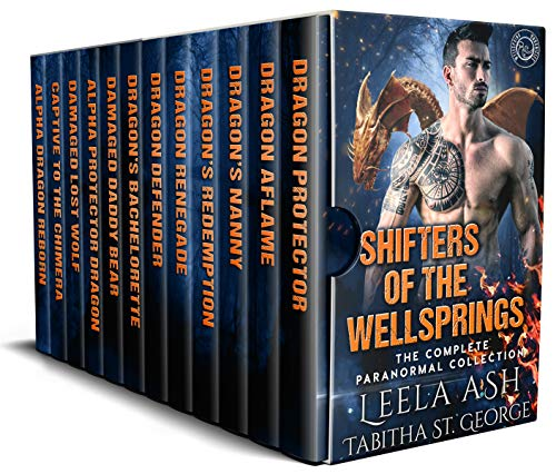 Shifters of the Wellsprings: The Complete Paranormal Collection