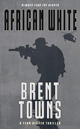 African White (Team Reaper Thriller #10)