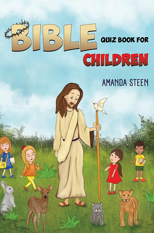 Bible Quiz Book for Children